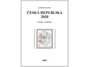 Albumové listy Česko 2020 I