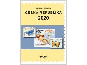 Katalog znamky CR 2020
