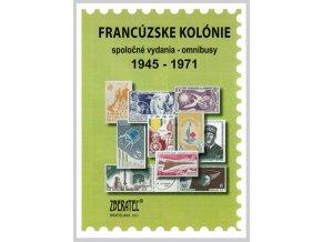 Katalog znamky FR kol omnibus 1945 1971