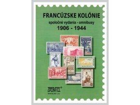 Katalog znamky FR kol omnibus 1906 1944