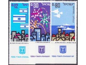 Izrael 0356 0358
