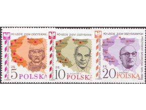 Polsko 2970 2972