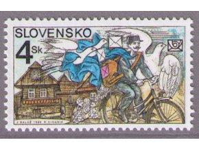 SR 168 Deň poštovej známky