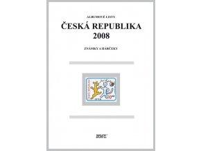 Albumové listy Česko 2008 I