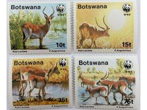 Botswana 0431 0434
