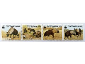 Botswana 0586 0589