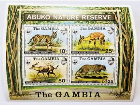 Gambia 0335 BL 2