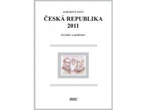 Albumové listy Česko 2011 I