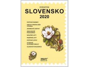 Katalog znamky SR 2020