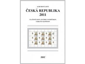 Albumové listy Česko 2011 II