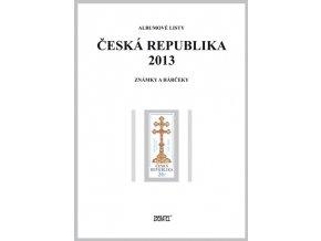 Albumové listy Česko 2013 I