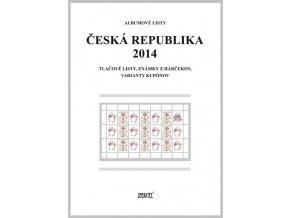 Albumové listy Česko 2014 II