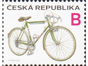 ČR 2020 / 1059 / Bicykel Favorit