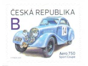ČR 2020 / 1095 / Dopravné prostriedky - závodné špeciály