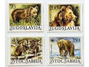 Juhoslavia 2260 2263