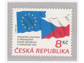 ČR 1995 / 063 / Dohoda o pridružení ČR k EU
