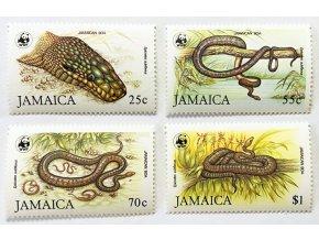 Jamaica 0591 0594