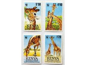 Kenya 0481 0484