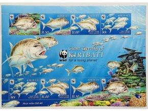 Kiribati 1116 1119 PL