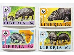 Liberia 1315 1318