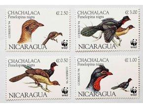 Nicaragua 3455 3458