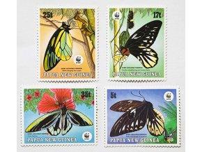Papua New Guinea 0574 0577
