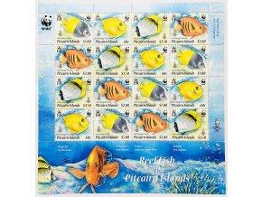 Pitcairn isl 0805 0808 PL