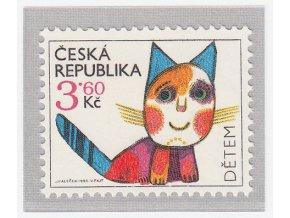 ČR 1995 / 080 / Deťom