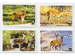 Swaziland 702 705