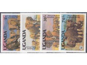Uganda 0361 0364