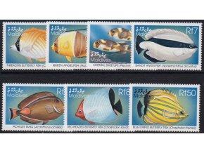 Maledivy 3122 3128