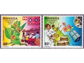 Rwanda 0982 0983
