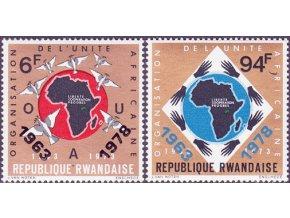 Rwanda 0964 0965