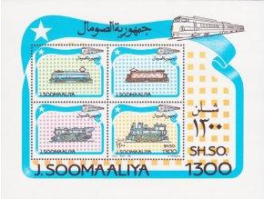 Somálsko Bl 33