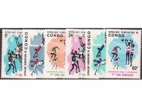 Kongo Kins 0221 0226