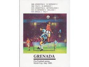 Grenada Bl 261