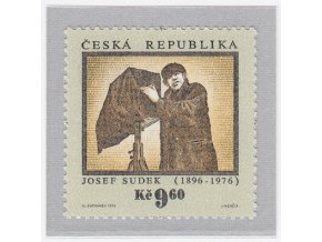 ČR 1996 / 104 / Osobnosti: Josef Sudek - fotograf