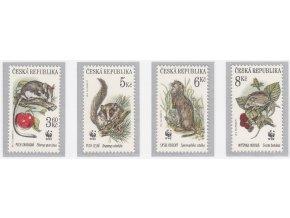 ČR 1996 / 110-113 / Ochrana prírody - WWF