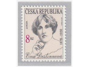 ČR 1996 / 114 / EUROPA - slávne ženy - Ema Destinová