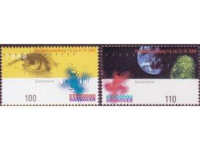 Nemecko 2089+2130