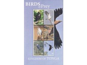 Tonga 2217 Bl 124