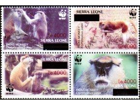 Sierra Leone 5071 5074