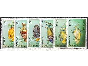 Antigua & Barbuda 2655 2660
