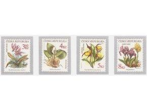 ČR 134-137 Ochrana prírody - flóra