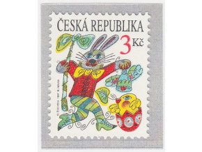 ČR 1997 / 138 / Veľká noc