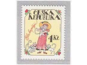 ČR 1997 / 139 / Srdečné blahoprianie