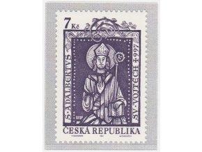 ČR 141 1000. výr. smrti sv. Vojtecha