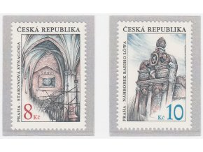 ČR 1997 / 142-143 / Krásy vlasti