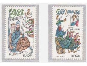 ČR 1997 / 144-145 / EUROPA - povesti a legendy