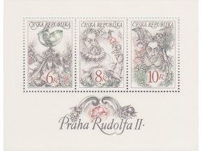 ČR 1997 / 146-148 H / Praha Rudolfa II.
